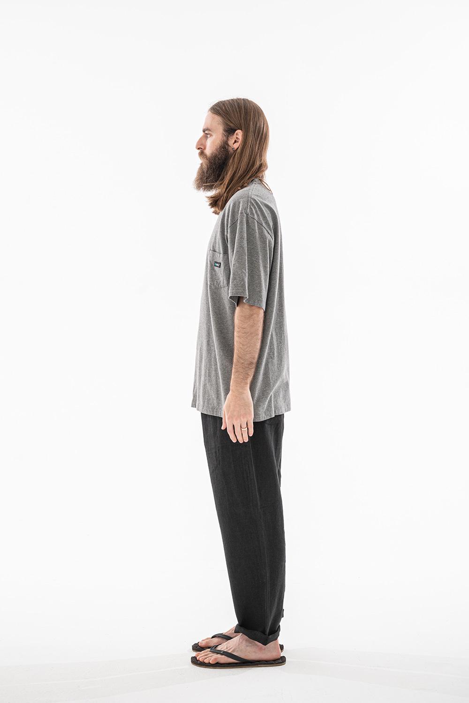 웨그(WEG) pocket (grey)